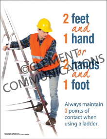 2 Feet and 2 Hands Poster