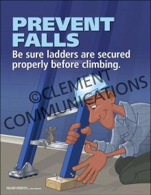 Prevent Falls Poster