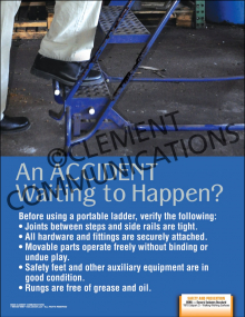 An Accident Waiting to Happen Poster