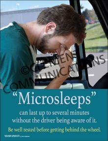 Microsleeps Poster