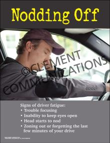 Nodding Off Poster