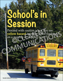 School's in Session Poster