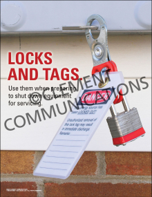 Locks and Tags Poster