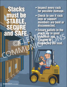 Stable, Secure and Safe Poster