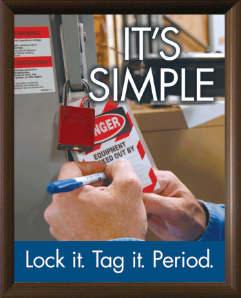 Safe Attitude Posters are an effective way to reinforce your safety program and to get your employees focused on reducing carelessness in the workplace.