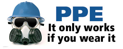 PPE, Personal Protective Equipment, Hard Hat, Safety Gear