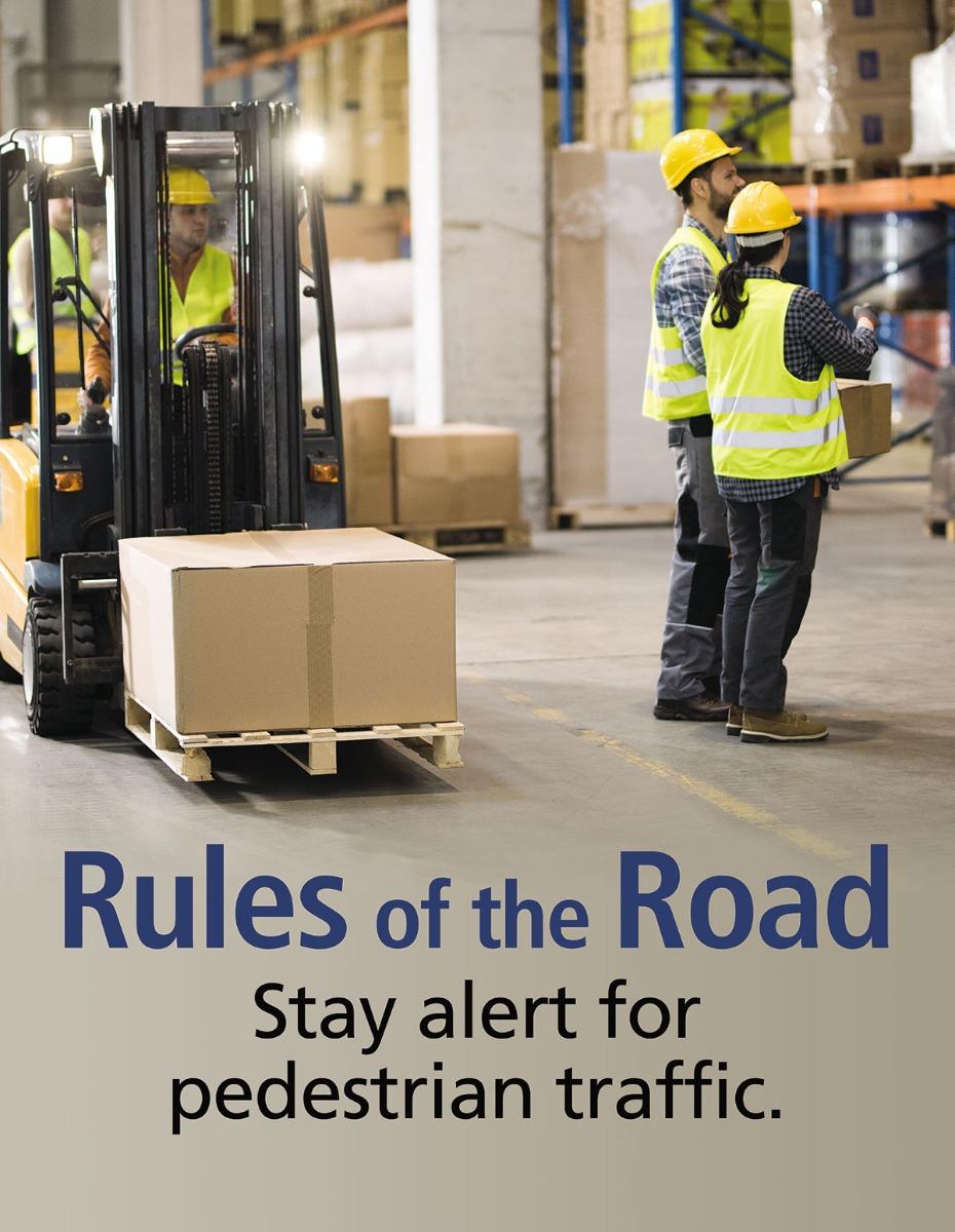 Forklift Safety, Pedestrians, Forklifts, PITs, MHE