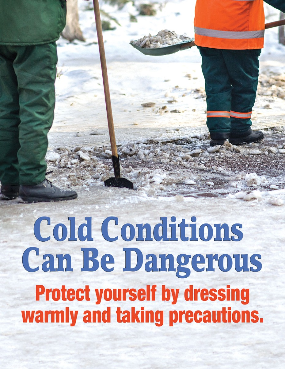 Cold Conditions Kit, Cold Stress, Hypothermia