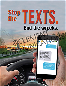 Safe Driving / Stop the Texting Kit
