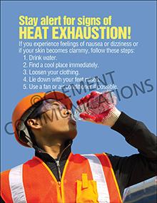 Heat Exhaustion Kit