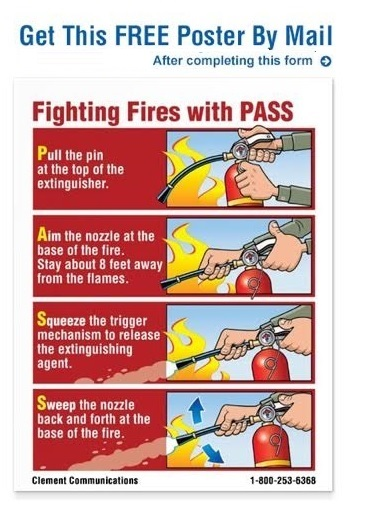 picture relating to Free Printable Safety Posters titled Absolutely free Protection Poster Clement